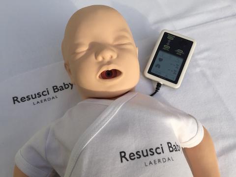 Resusci Baby QCPR Säugling zur Wiederbelebung