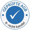 Prüfzeichen AGB